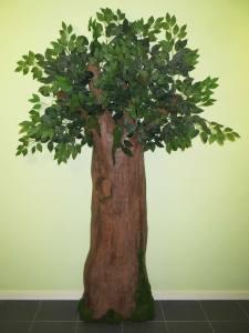 arbol poliestireno