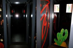 entrada baños