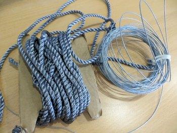 alambre cordón