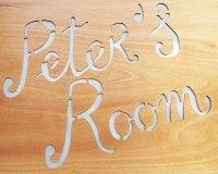 Cartel Peter´s Room