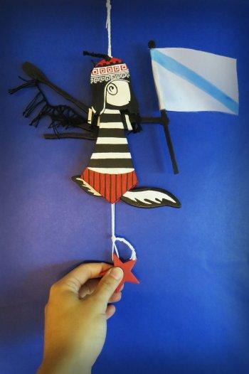 marioneta pequeña revenidas