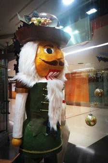 soldado de navidad