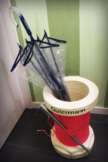 paragüero hilo gütermann