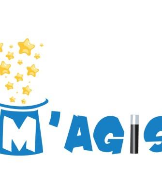 Logo originel de l'association M'Agis