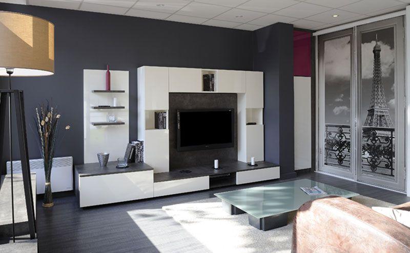 un espace de rangement chic et raffine selon les tendances actuelles c est ce que nous vous offrons pour votre living sur mesure ou votre meuble tv sur