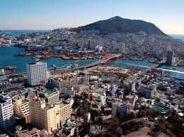 La korea del sud