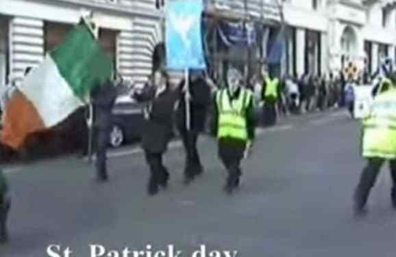 Londra St. Patrick Day