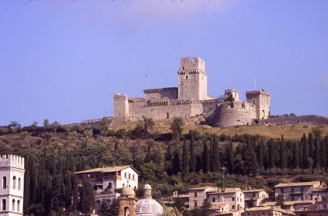 Assisi - Castello