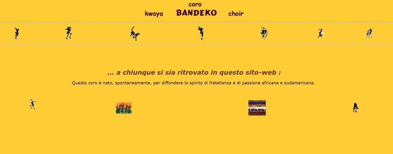 Coro Bandeko (sito storico)