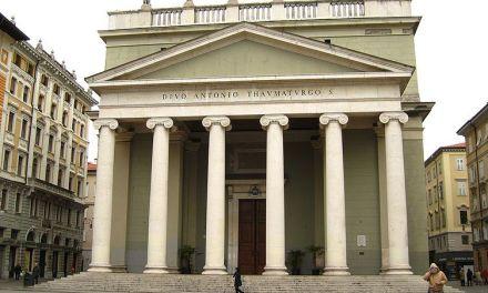 Campane della Chiesa di Sant'Antonio Taumaturgo in TRIESTE (TS)