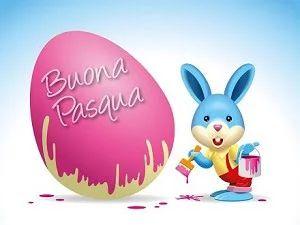Immagini con gli auguri di Pasqua