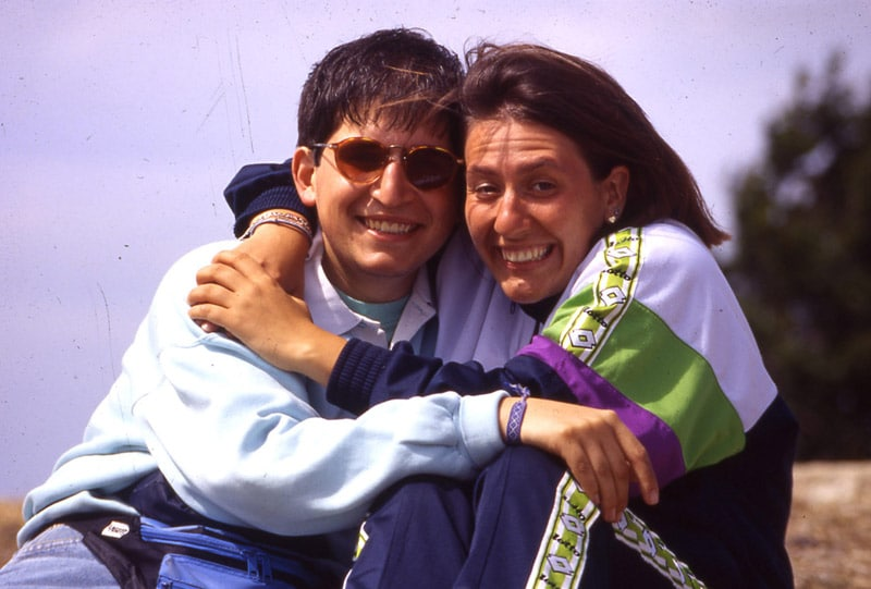 Campo Giovani Bevera - Santa Venere - 1996 Per Crescere Insieme