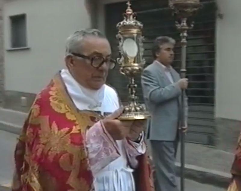 Processione 50° Don Adriano