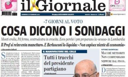 Il giornale – RSS