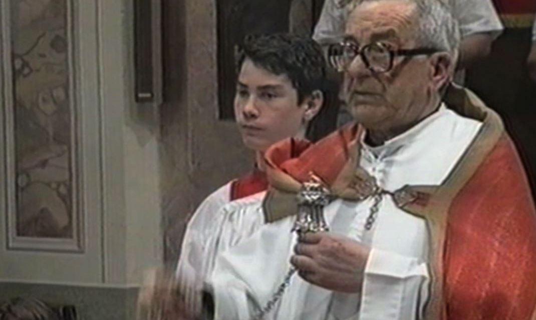 Processione Corpus Domini – anno 1999