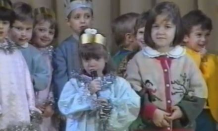 Lettera di Gesù bambino – Asilo anno 1994