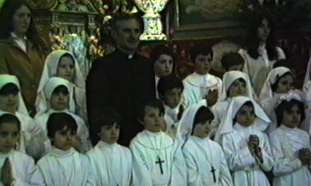 Santa Comunione – 1 maggio 1983