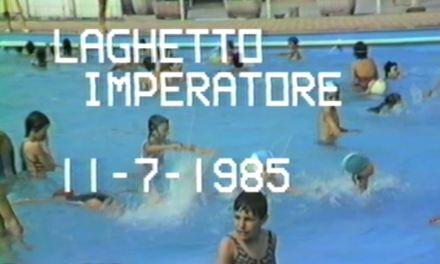 Laghetto imperatore 1985