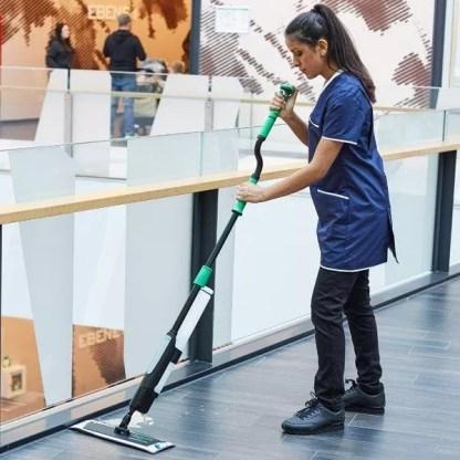 Balai réservoir ErGO! Clean UNGER