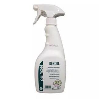 Désinfectant virucide prêt à l'emploi Descol pulvérisateur 750ml