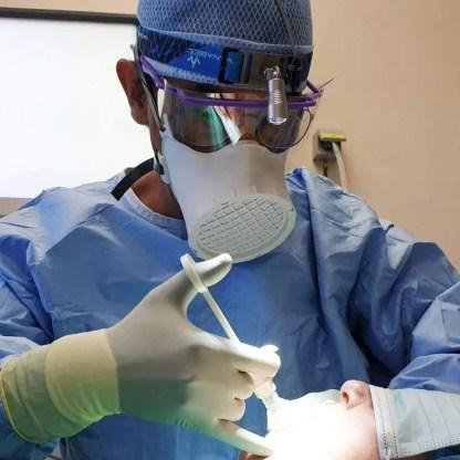 masque de protection professionnel ocov