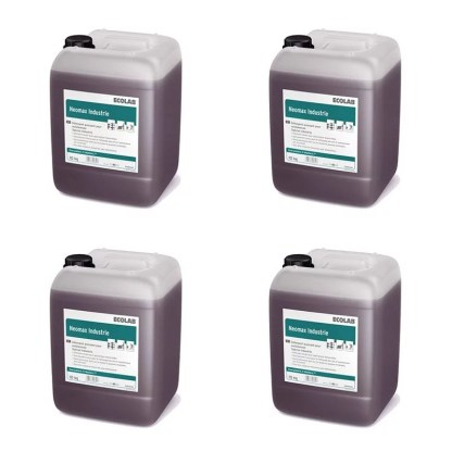 NEOMAX INDUSTRIE 10L Ecolab Pack 3+1 offert