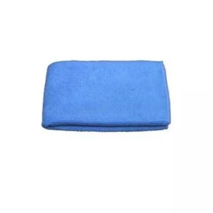 lavette microfibre lot de 5 bleu