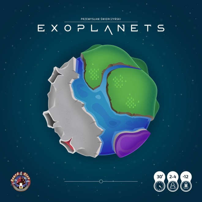 Exoplanets Cover Art