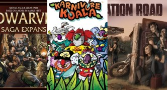 The Dwarves Karnivore Koala Salvation Road