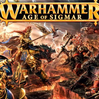Age of Sigmar cover