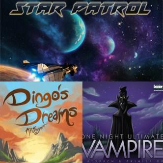 Star patrol, Dingo's Dreams, Vampire