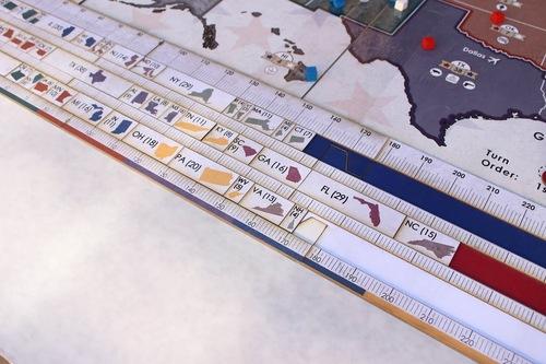 Campaign Trail Score Track