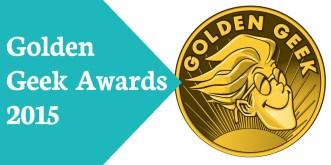 Golden Geek Awards 2015
