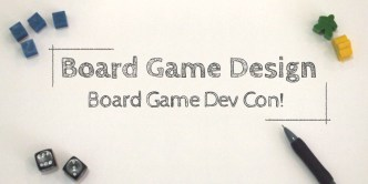 Game Design BG Dev Con