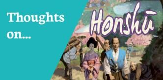 Reviews Honshu