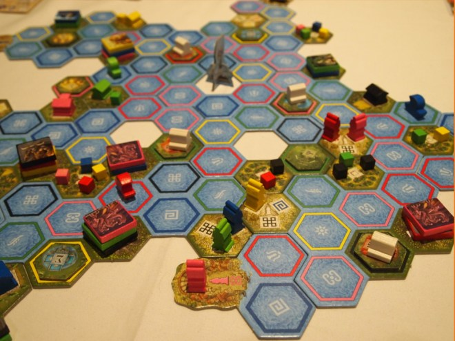 Oracle of delphi board