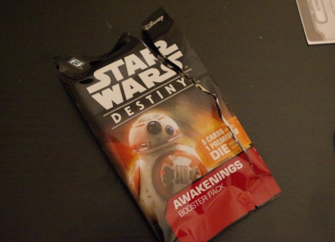 Star Wars Destiny Booster