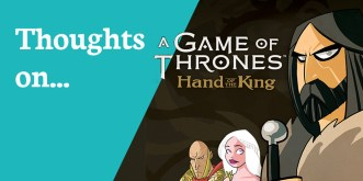 Reviews Hand Of The King