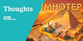 Reviews Imhotep