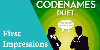 First Impressions Codenames Duet