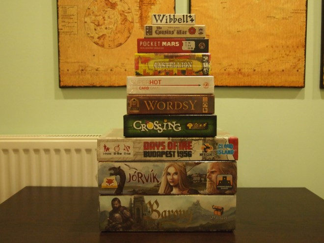 UKGE New games