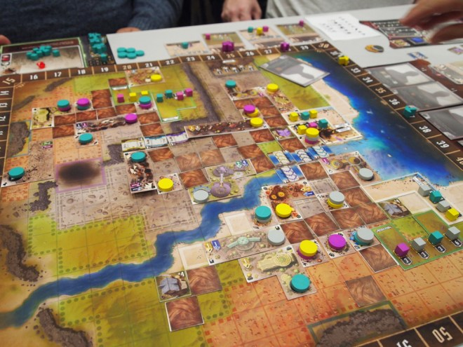 Founders of gloomhaven map