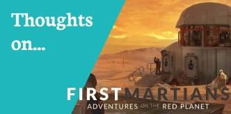 Reviews First Martians