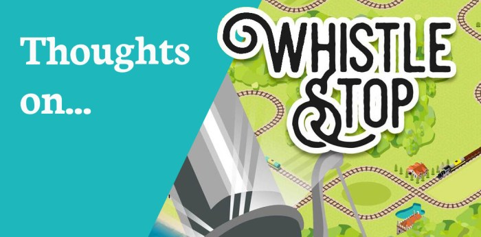 Reviews Whistle Stop