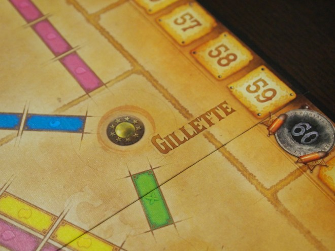 Ticket To Ride Old West Gillette