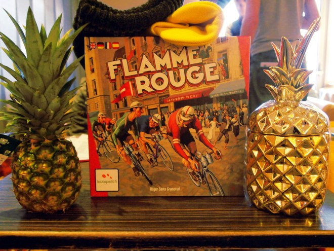 Handy Con Flamme Rouge