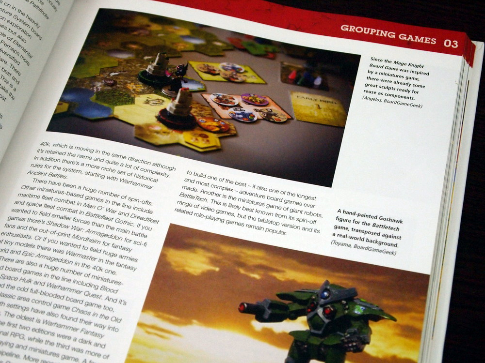 Tabletop Gaming Review – Creaking Shelves