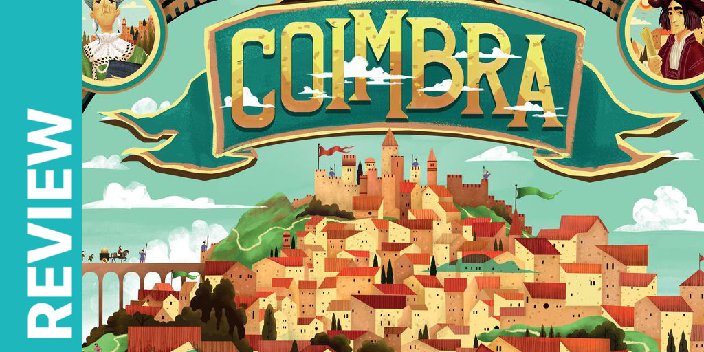 Coimbra Review – Creaking Shelves image