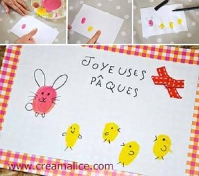 diy-carte-Paques-empreintes-doigts-Creamalice