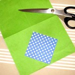diy carte pop-up poisson d'Avril